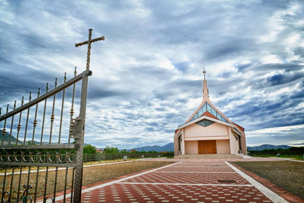 Crkva svetog Franje na Kladi