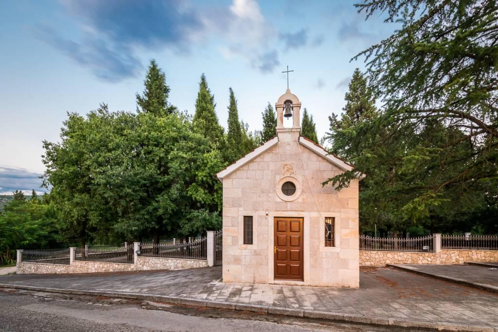 Crkva svetog Ante na Dubravici