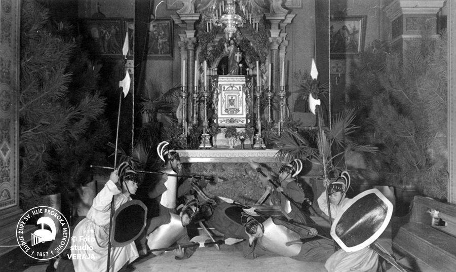 Žudije u župi sv. Ilije u Metkoviću 1928. godine